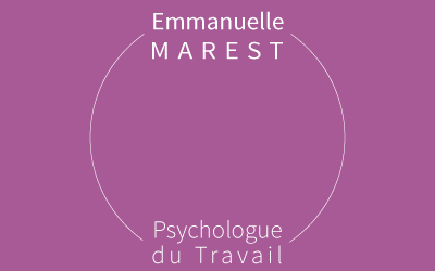 Emmanuelle MAREST, Psychologue du Travail